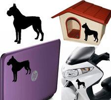 Boxer sticker vinyl cut, dog v2. Pegatina vinilo corte hight quality