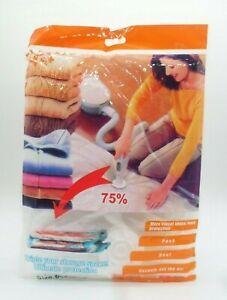 1/3/5 STORAGE VACUUM BAG CLOTHES BEDDING ORGANISER UNDER VACUM BAGS S M L XL XXL