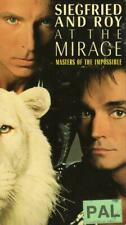 Video VHS Siegfried and Roy At the Mirage