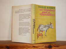 A Donkey and a Dandelion by Doris Rybot Hb in Dw 1966