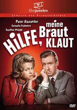 Hilfe, meine Braut klaut - mit Peter Alexander, Conny Froboess - Filmjuwelen DVD