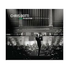 CD Chris Botti - in boston 602527147161