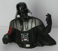 Star Wars Darth Vader Bust Bank from Walt Disney World - Pre-Owned