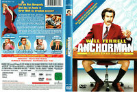 (DVD) Der Anchorman - Die Legende von Ron Burgundy - Will Ferrell, C. Applegate