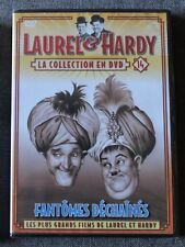 Laurel & Hardy, fantomes déchainés, la collection en DVD N° 14
