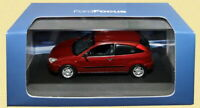 DEALER MODELS FORD FOCUS MK1 3 door/estate model cars red/green/silver 2002 1:43
