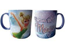 Walt Disney's Tinkerbell Image Discover the Magic 14 oz Ceramic Mug, NEW UNUSED