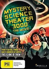 Mystery Science Theatre 3000 - Movie, The - DVD Region 2,4