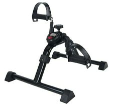 Medical Folding Pedal Exerciser with Electronic Display for Legs and Arms (Eb1)