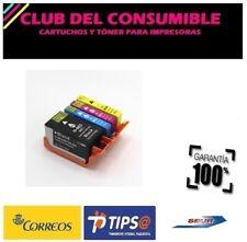 4 X 903 XL 907 XL V6 CARTUCHOS DE TINTA GENERICO NO OEM HP OfficeJet Pro 6951