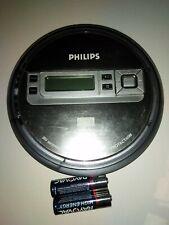 Tested, Philips Exp2550 Cd/Mp3 Player Digital Dynamic Bass Boost Anti Skip