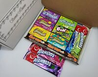 Sweets Heaven Branded American Sweets 11 Items American Sweets Gift Box Hamper