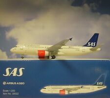 Hogan Wings 1:200   Airbus A320   SAS Scandinavian Airlines  OY-KAN   LI30022