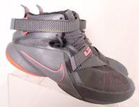 Nike 776471-002 Lebron Soldier 9 IX Basketball Training Sneakers Kid's Boy's 7Y