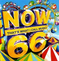 NOW THAT'S WHAT I CALL MUSIC 66 various (2X CD, compilation, 2007)