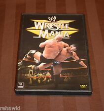 WWF - WrestleMania 15: The Ragin' Climax (DVD, 2013) WWE ROCK STONE COLD