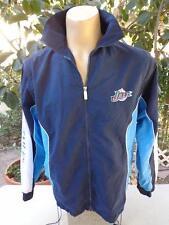 NBA Medium Casual Windbreaker Jacket / Vest Utah Jazz Removable Sleeves