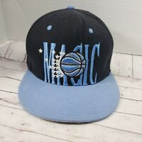 New Era Orlando Magic Black- Blue~Black  9FIFTY Snapback Adjustable HAT CAP