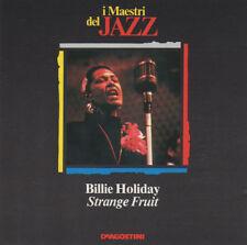 I Maestri del Jazz - Billie Holiday – Strange Fruit - De Agostini - LP Vinile