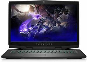 """Alienware m17 Gaming Laptop RTX 2080 4K 17"""" i7-8750H 32GB 1TB ULTIMATE GAMING PC"""