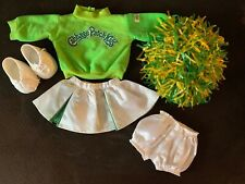 Cabbage Patch Kids Vintage Coleco Cheerleader Outfit Bloomers Shoes Pom Pom