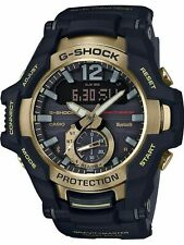 Casio G-Shock GRB100GB-1A GRAVITYMASTER Connected Solar Powered Watch