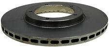 Disc Brake Rotor-Non-Coated Front ACDelco Advantage 18A67A