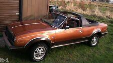 1981-82 AMC Concord Eagle Sundancer TARGA top weatherstrip seal NEW! Repro'd