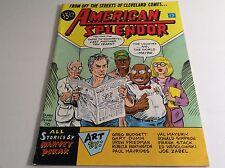 American Splendor #13 1988- Harvey Pekar- Underground comic- Nm-