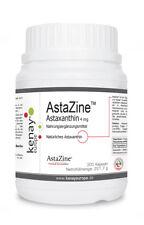 AstaZine™ Astaxanthin 4 mg - 300 Kapseln - Nahrungsergänzungsmittel