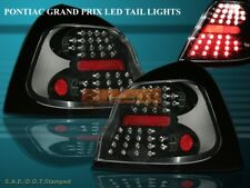 04 05 06 07 08 PONTIAC GRAND PRIX BLACK LED TAIL LIGHTS New Pair