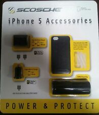 Iphone 5 accessories bundles/kit cases