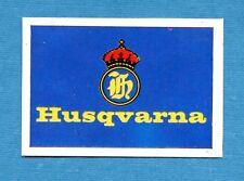 MOTO - Ed. Raf - Figurina/Sticker n. 91b - HUSQVARNA STEMMA -Rec