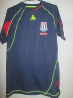Stoke City Training Football Shirt Size Small /21954