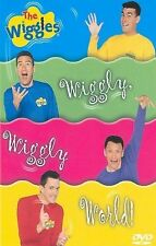 The Wiggles: Wiggly, Wiggly World! DVD
