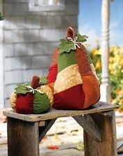 NEW Thanksgiving Sale Decoration Indoor Outdoor Stuffable Pumpkin & Gourd Set