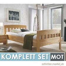 ELISA Seniorenbett Pflegebett Krankenbett Bett - Komplett Set Motor 90x200