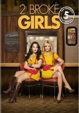 2 Broke Girls The Complete Fifth Season - DVD Region 1