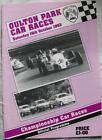 OULTON PARK 16 Oct 1993 BRSCC Championship Car Races Official Programme