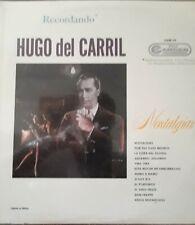 RECORDANDO- HUGO DEL CARRIL/NOSTAGIA / LP