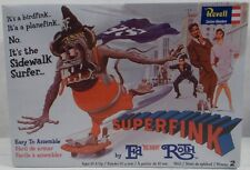 """Superfink by Ed """"Big Daddy"""" Roth 2004 Reissue Revell Model Kit Rat Fink MISB C-9"""