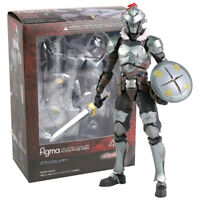 Figma #424 Goblin Slayer Articulated PVC Action Figure Collection Model Toy Gift