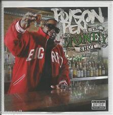 POISON PEN - The money shot - CD PROMO NUOVO NEW