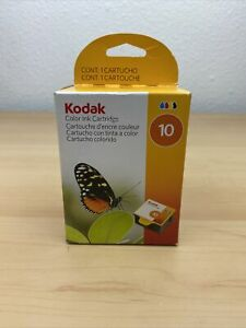 Genuine KODAK Series 10 Printer COLOR Ink Cartridge New In Box