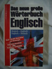 Das neue große Wörterbuch Englisch 9783931923433