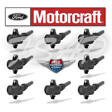 Pack of 8 Motorcraft Ignition Coil DG-508 Ford Lincoln Mercury 4.6L 5.4L 6.8L
