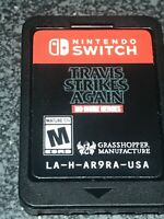 Travis Strikes Again: No More Heroes (Nintendo Switch, 2019) Cartridge Only