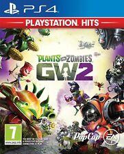 Onlinespiel PS4 Plantes vs Zombies Jardin Warfare 2 Plantes contre Zombies Neuf