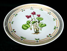 """Georges Briard Floral Potpourri 10 3/8"""" Cake Stand / Plate"""