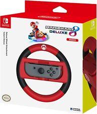 HORI Nintendo Switch Mario Kart 8 Deluxe Wheel Mario Version Officially Lic...
